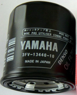 Yamaha foradeborda motor Oil cleaner assy ---2000