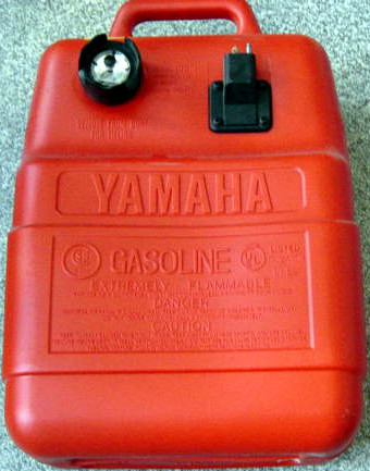 Yamaha outboard motor Fueltank 25 liter