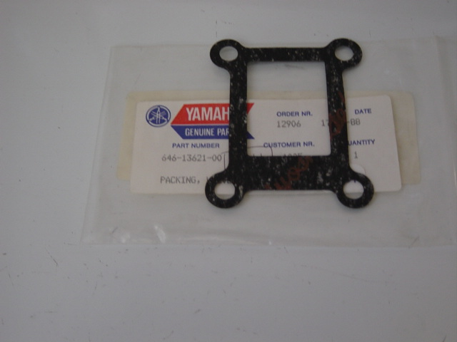 Yamaha outboard motor Packing, valve seat 2hp