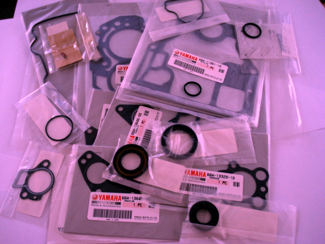 Power head gasket kit F9.9C, F15A