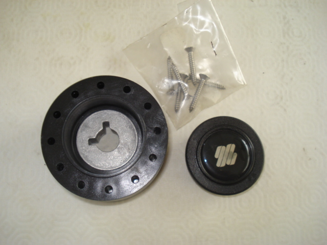 Hub for steering wheels (X63)