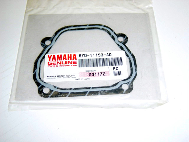 Cilinderkopdeksel (Klepdeksel) pakking F4A Yamaha buitenboord motor