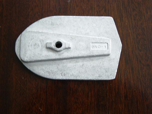 Yamaha outboard motor Anode 6C 6D 8C