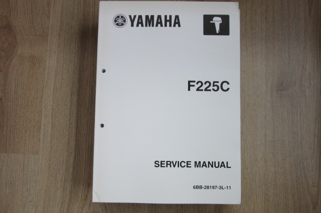Yamaha Service Manual F225C