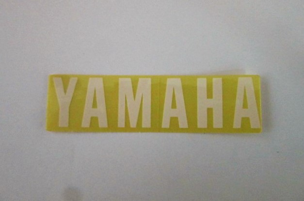 Sticker Yamaha