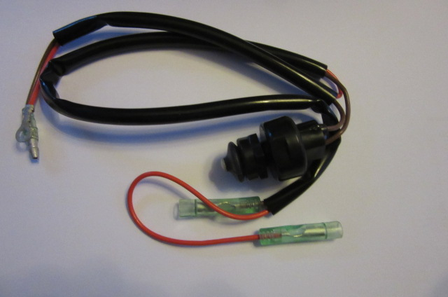 Yamaha outboard motor Neutral switch assy 55B