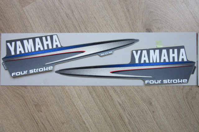 Yamaha Graphic set F6A, F8C