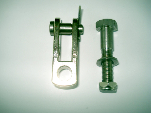 Yamaha outboard motor Clevis