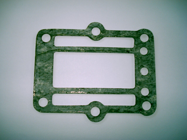 Yamaha utombordsmotor Gasket, exhaust inner cover 4A, 4AS