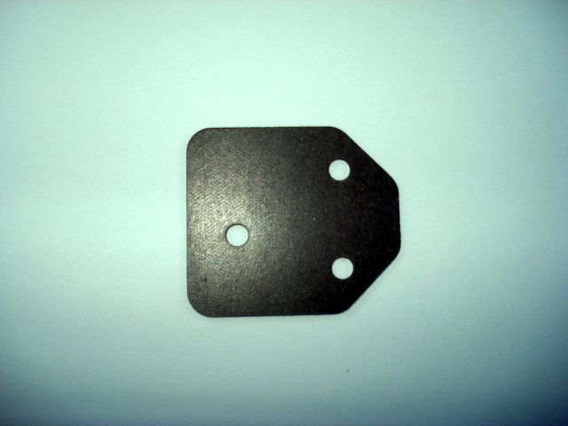 Yamaha Gasket Cover, plate carburetor F4A, F6A, F8C