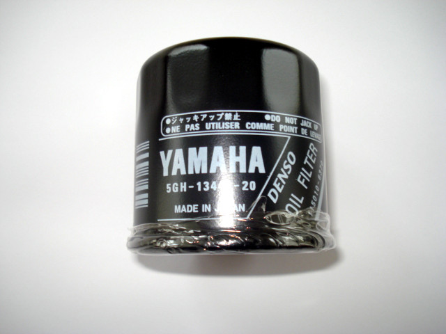 Yamaha Oil cleaner element assy 2007----